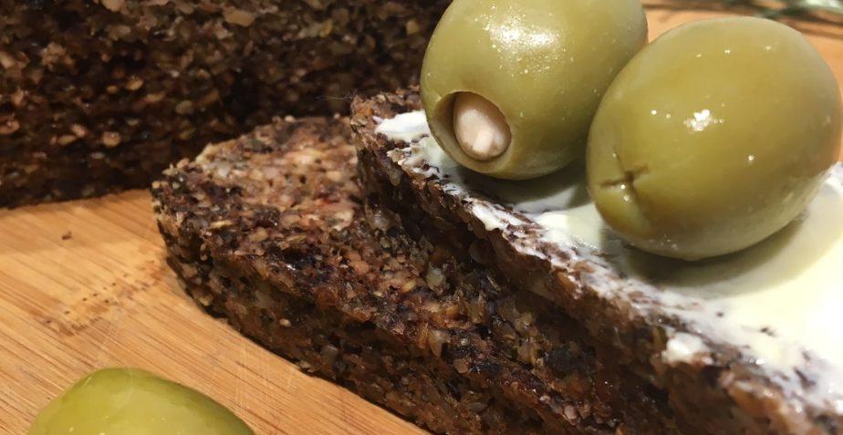 Nuss-Brot – ketogen, vegan, glutenfrei, sojafrei