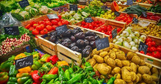 Saisonkalender Obst, Gemüse und Salatsorten
